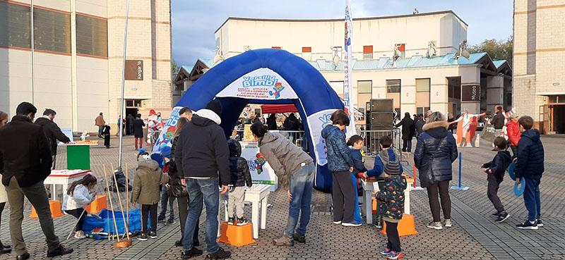 Organizza un Evento per bambini