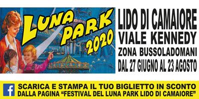 Luna Park Lido di Camaiore 2020