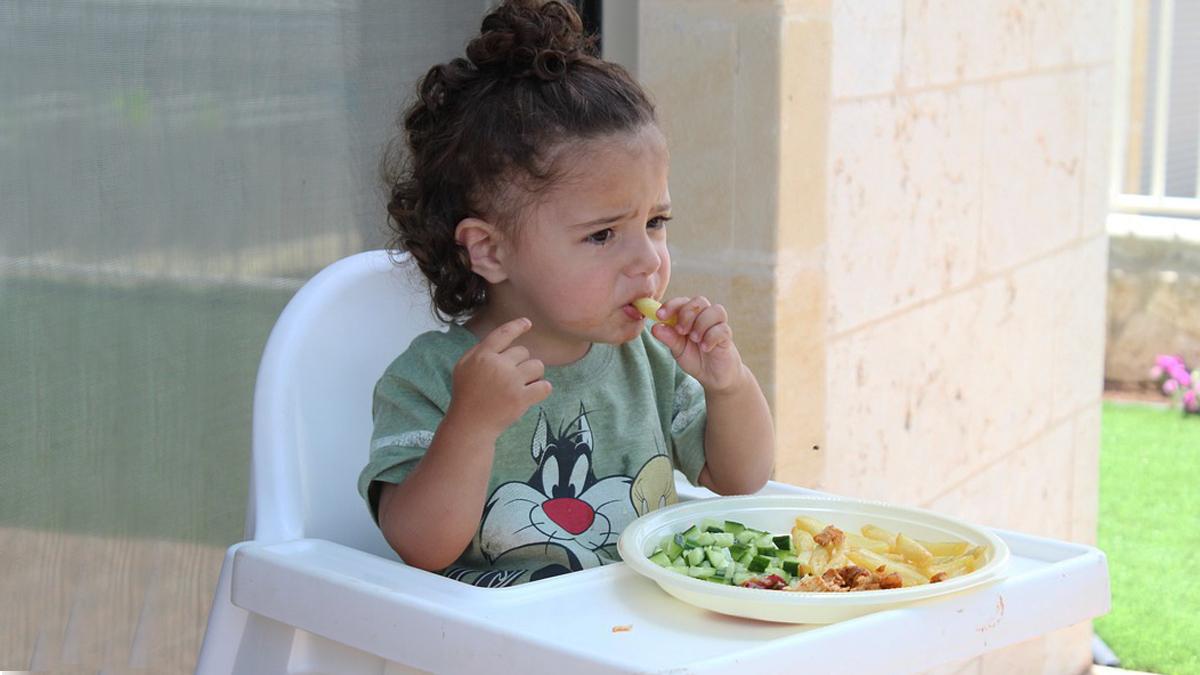 L'Alimentazione dei Bambini: i luoghi comuni