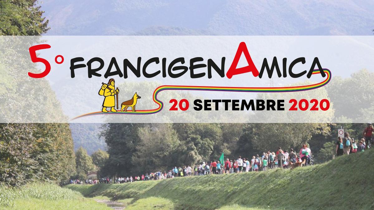 FrancigenAmica: domenica 20 settembre a Camaiore