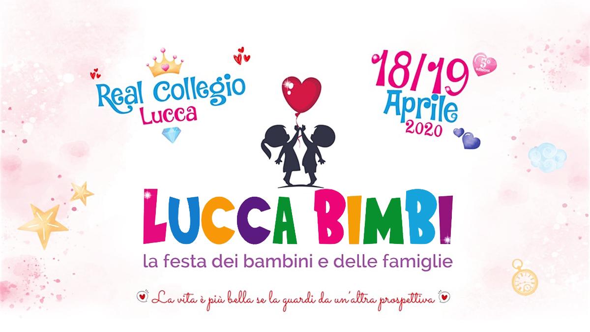 LUCCA BIMBI: la Festa dei Bambini e delle Famiglie