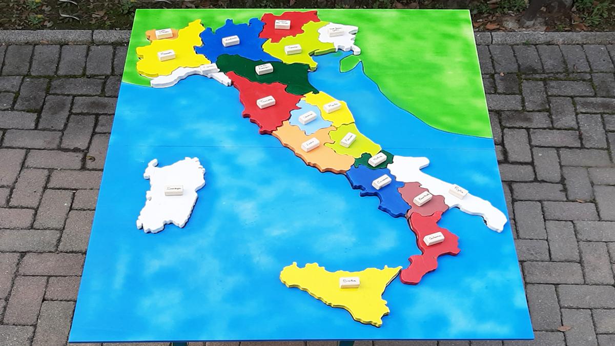 L'Italia in Miniatura: 1,5 metri di colori e apprendimento