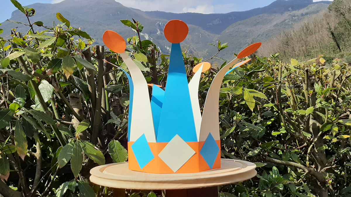 """I """"Cappelli di Carta"""": il cappello da Jolly"""