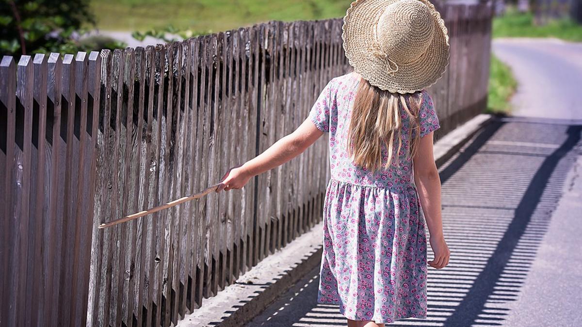 Perché portare i bambini a fare una passeggiata ?