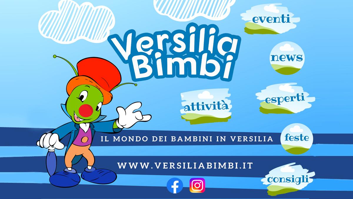 VERSILIA BIMBI: il punto di riferimento per le famiglie in Versilia