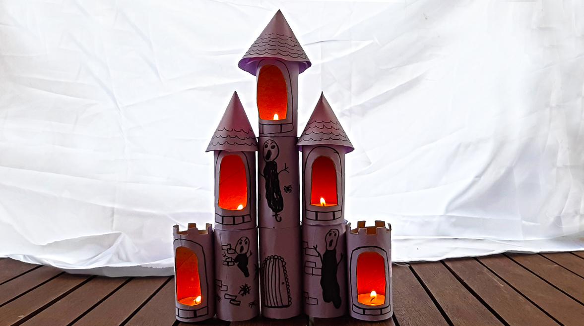 La Casa dei Fantasmi di Halloween