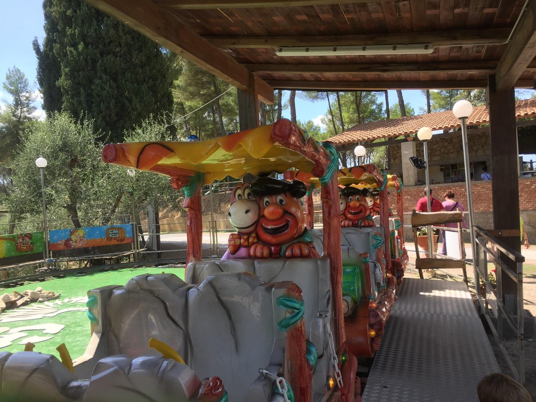 Parco Preistorico di Peccioli: divertente e a misura di bambino