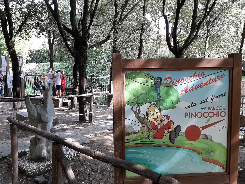 Una giornata tra Pinocchio e Farfalle