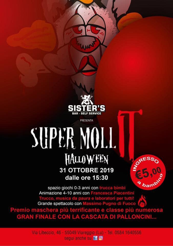 Tutte le feste di Halloween 2019 per bambini in Versilia