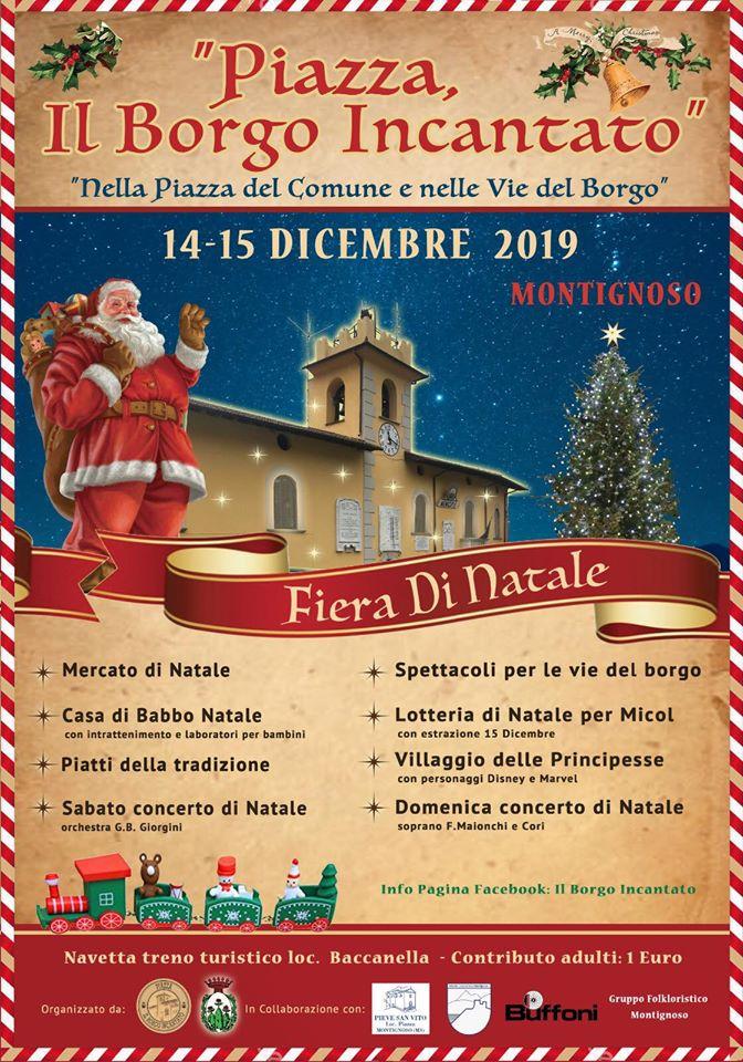 Natale in Versilia: tutti gli eventi