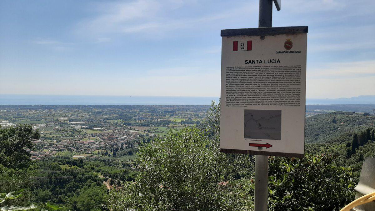 Escursioni con bambini: l'anello Montebello-Santa Lucia (e Monteggiori) a Camaiore