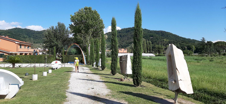 Una passeggiata al podere Lovolio a Massarosa