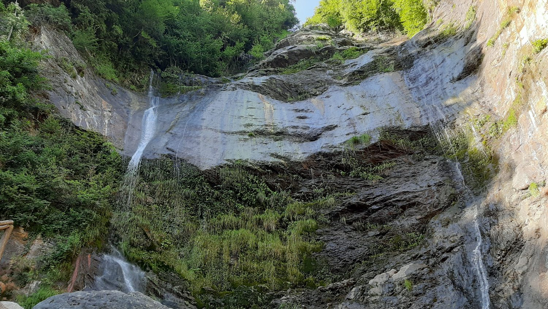 Le cascate di Acquapendente e la via dei Folletti