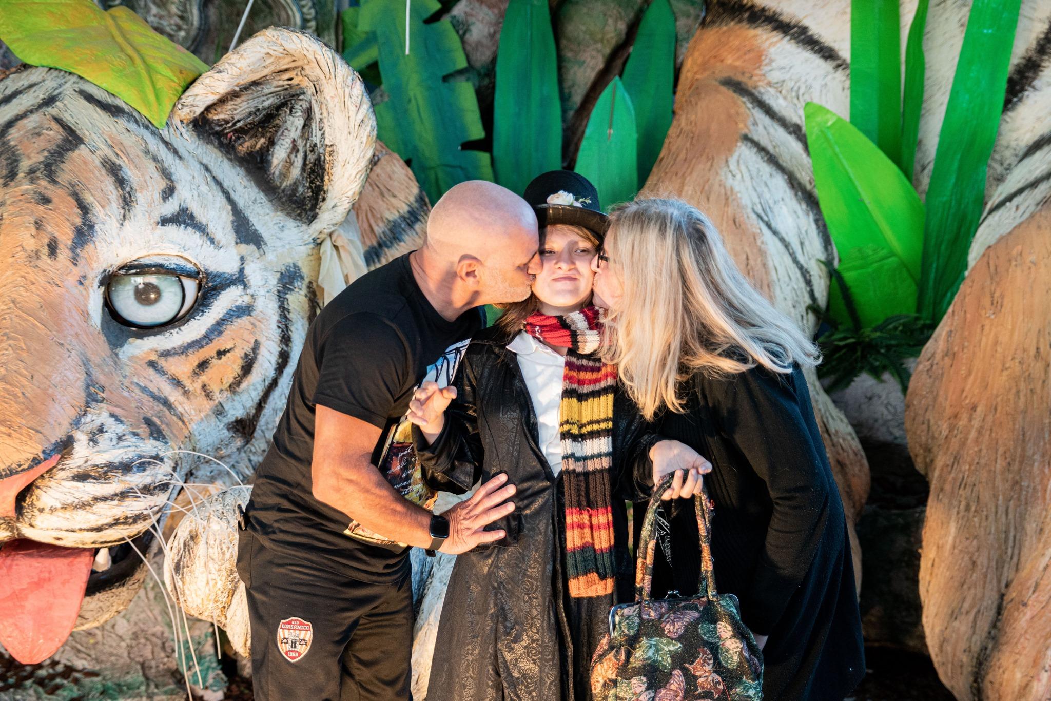Il cuore e l'anima dei ragazzi de L'Albero di Ohana Onlus protagonisti del Calendario benefico 2021