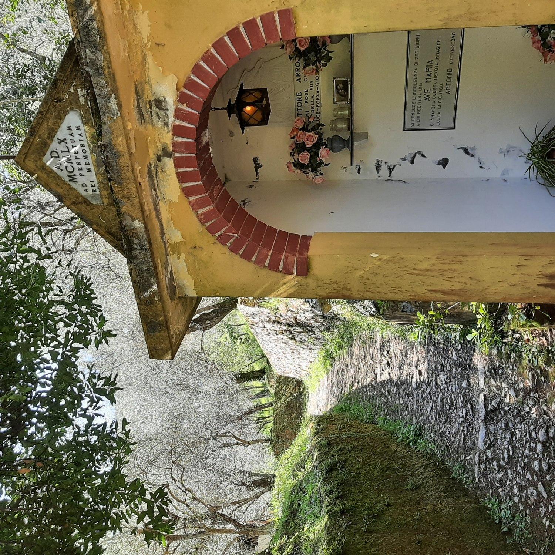 Passeggiata nella Natura tra Totem indiani e Paesini di campagna