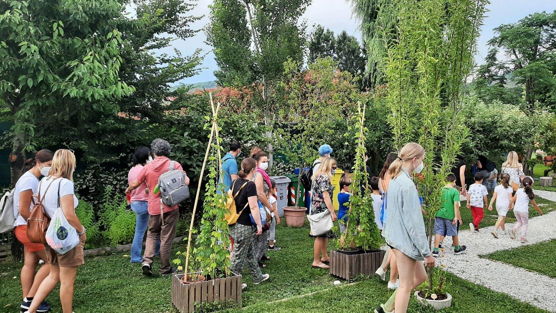 Laboratorio Il Giardino delle essenze presso Il Giardino di Manipura a Massarosa