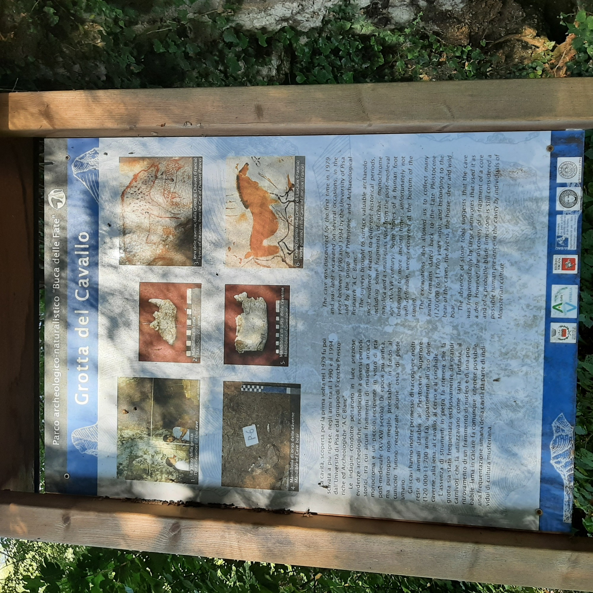 Alla Buca delle Fate tra grotte preistoriche e avventure nel bosco