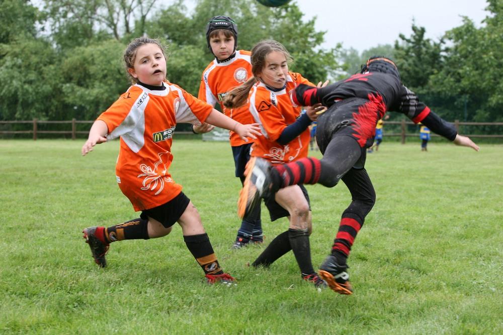 Rugby Union Versilia: a scuola di Rugby!