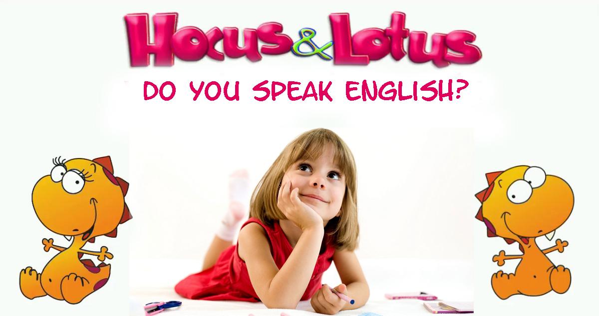 Imparare l'inglese fin da piccoli in modo divertente