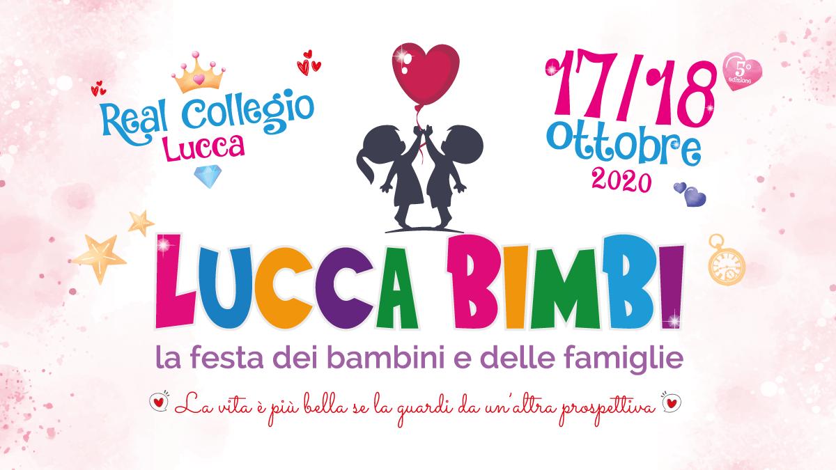 LUCCA BIMBI: l'evento per bambini e famiglie da non perdere!