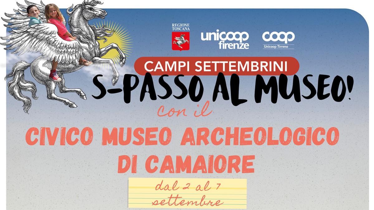Campi settembrini al Museo Archeologico di Camaiore