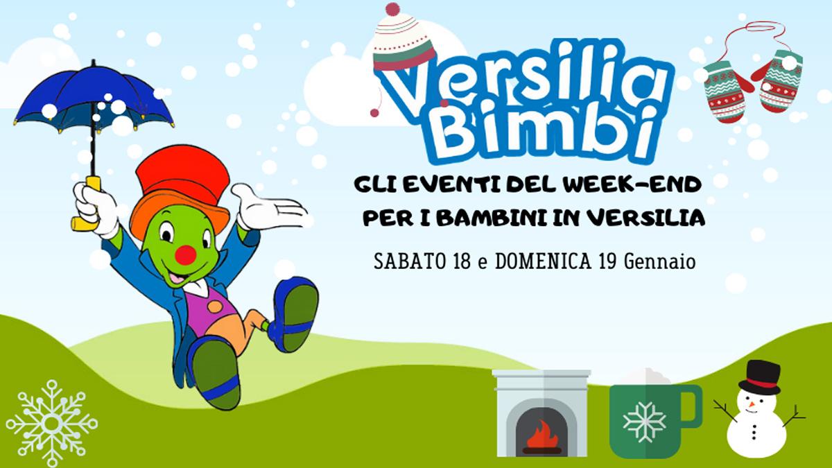 Gli Eventi del Weekend in Versilia